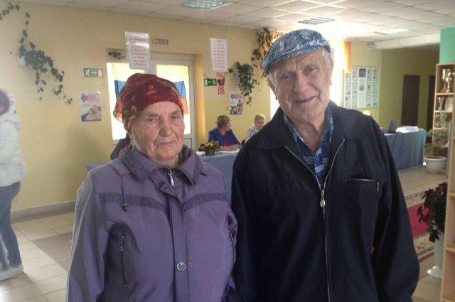 Так голосуют старейшие жители Тюменской области