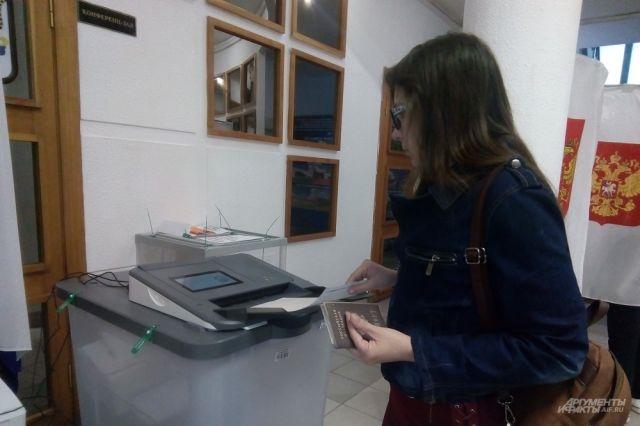 Всего в Хабаровском крае проходит 177 избирательных кампаний разного уровня