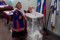 На Ямале в 10 утра проголосовали уже более 51 тысячи человек