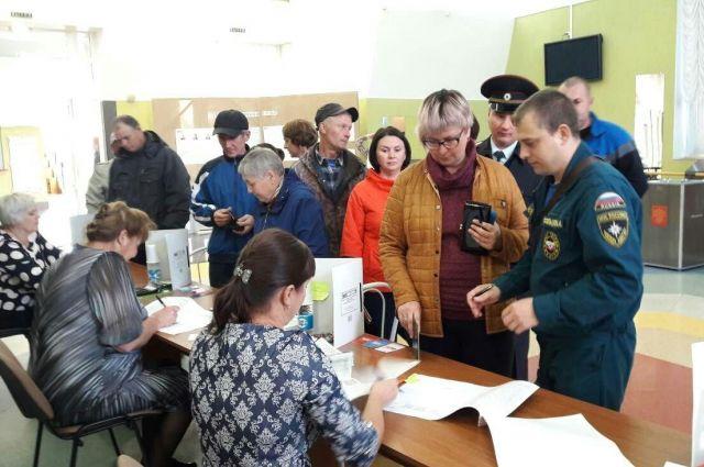 В Тюменской области начали работу избирательные участки