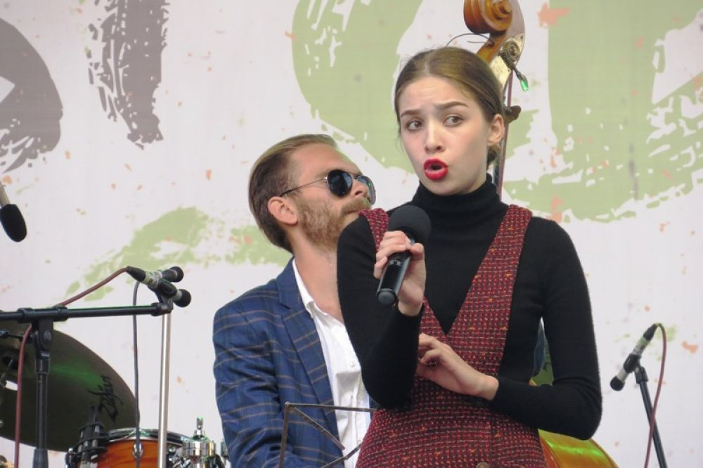 Знакомьтесь - Alexandra's Band, Самара.