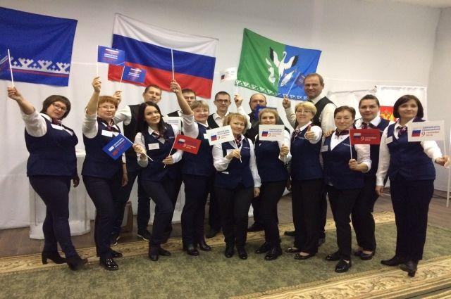 На Ямале досрочно проголосовали почти 8% избирателей