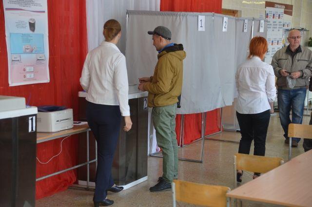 Выборы в Алтайском крае