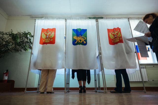 Александр Гусев проголосовал навыборах губернатора области