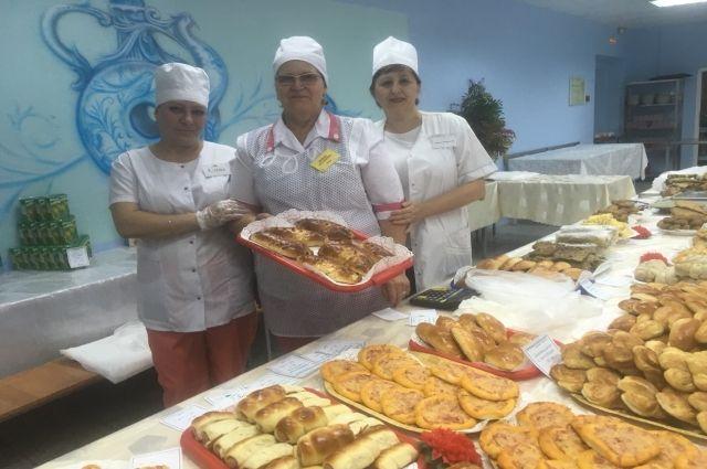 В Ноябрьске стартовала выставка-продажа кулинарных и хлебобулочных изделий