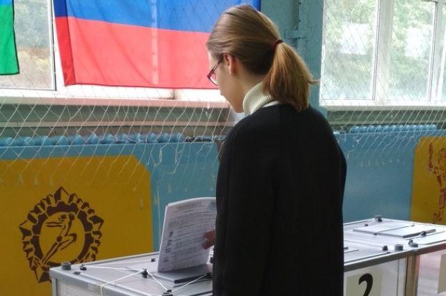«Я верю в силу своего голоса» - тюменка впервые проголосовала на выборах