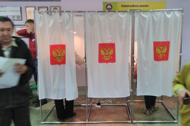 Большинство избирателей, как показывает явка, голосует после полудня.