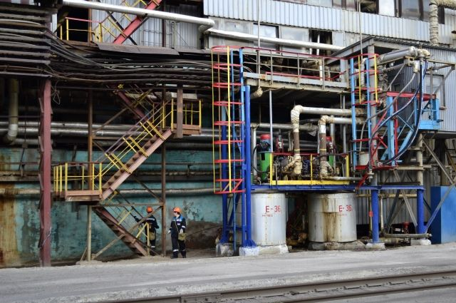 Пострадавшие не были сотрудниками завода «Азот».