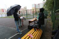 Каждый час на площадки приходили школьники и тюменские семьи