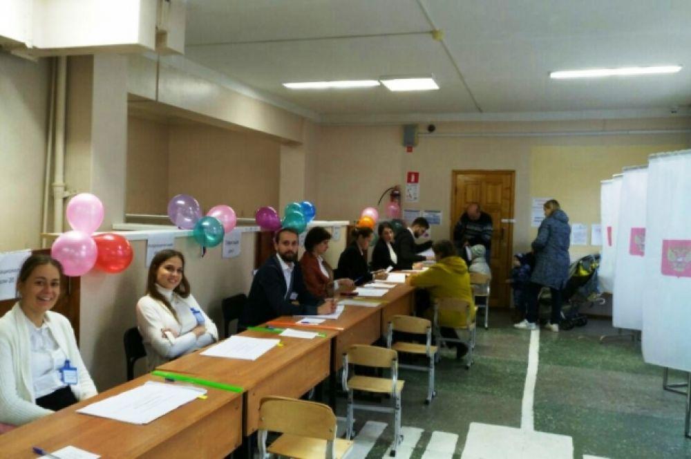 Всего в Югре работают 710 избирательных участков.