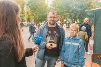 """Участники фестиваля """"Тюменская осень"""""""