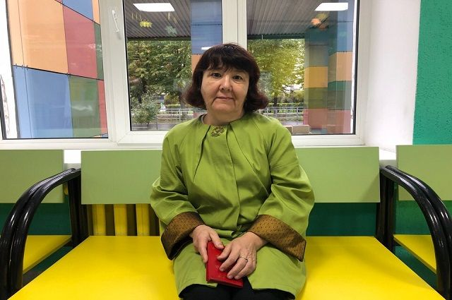 Амина Халилуллина
