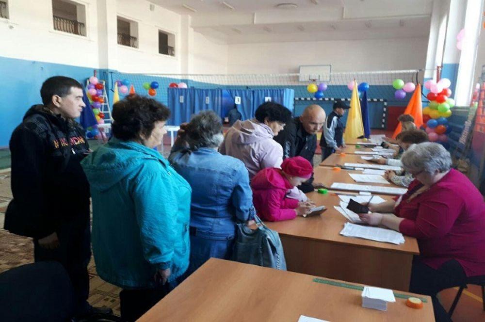 Выборы губернатора Тюменской области