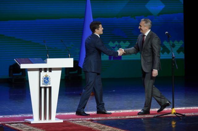Александр Моор: впереди у губернатора Ямала – грандиозные проекты