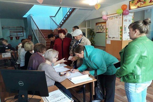 За Александра Моора проголосовали более половины избирателей