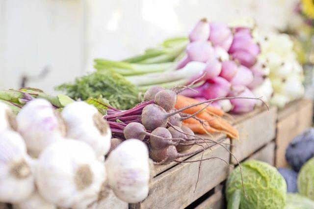 Овощи должны быть чистыми и свежими.