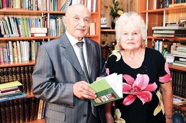 В будущем году супруги Абдурашитовы отметят бриллиантовую свадьбу - 60 лет вместе.