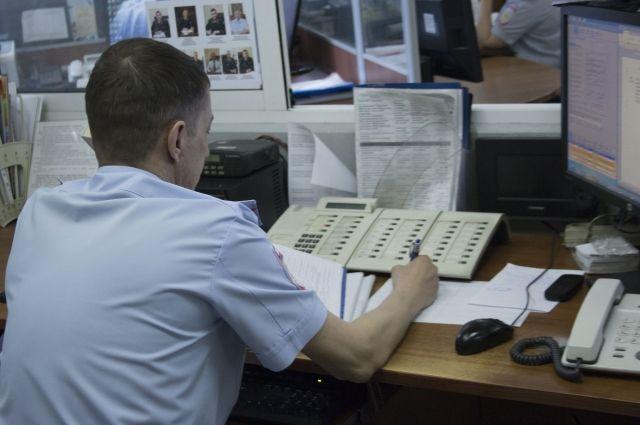 Полиция разыскивает подозреваемого в поджоге кафе на ул. Франкфурта в Новокузнецке.