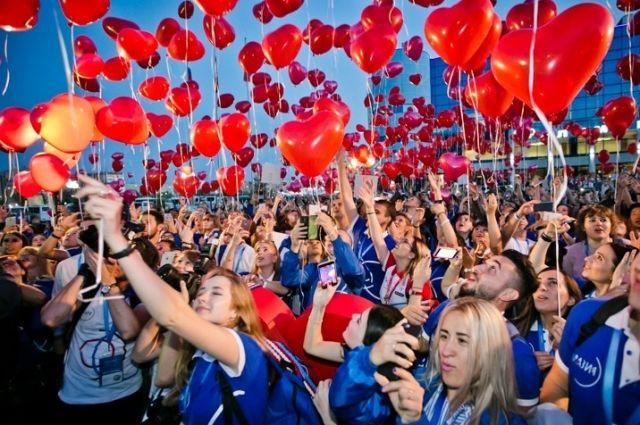 В Оренбуржье завершился III молодежный форум «Евразия».
