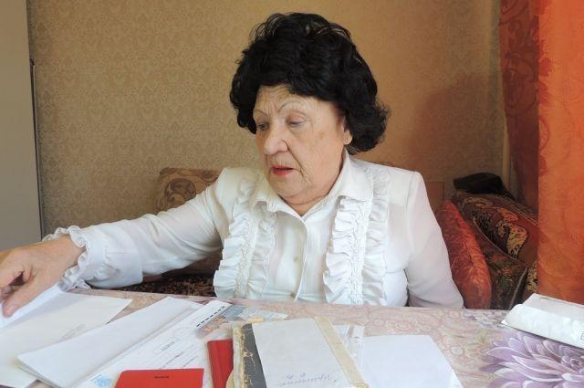 Ольга Викторовна на протяжении всей жизни собирает справки об отсутствии жилья.