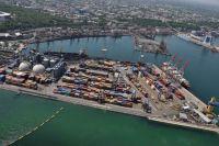 В Черноморск прибывает первый локомотив General Electric для Укрзализныци
