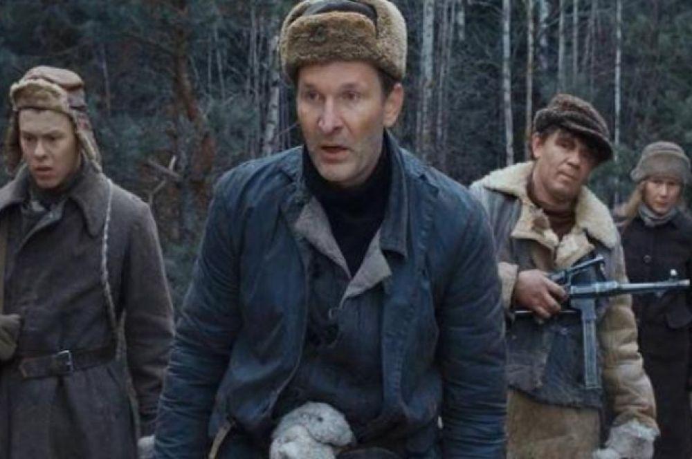 «Обреченные на войну» (2008) – сержант.