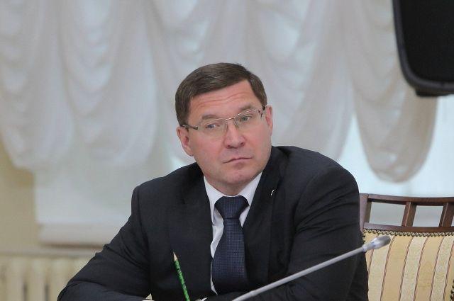 Владимир Якушев: на посту губернатора Александр Моор добьется успеха