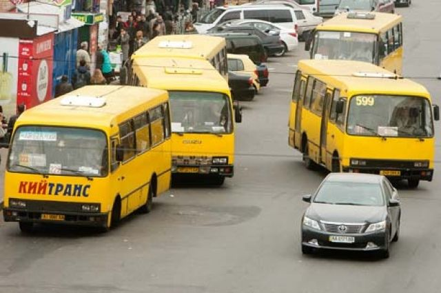 В Украине снова вырастут цены на проезд в маршрутках