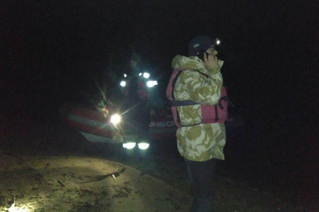 Кадры спасательной операции.