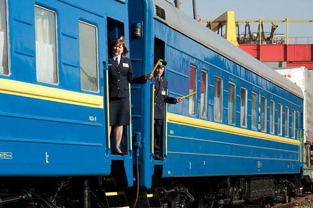 Поезда из Украины на Москву перебросят на внутренние направления
