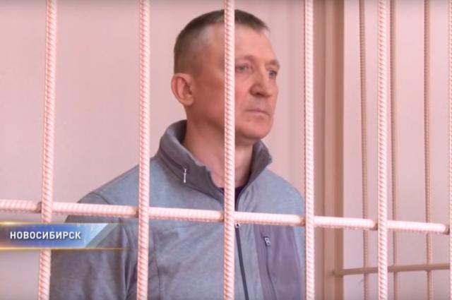 Сергей Калинкин был уволен из органов 29 августа приказом президента РФ.