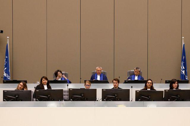 Международный уголовный суд МУС в Гааге