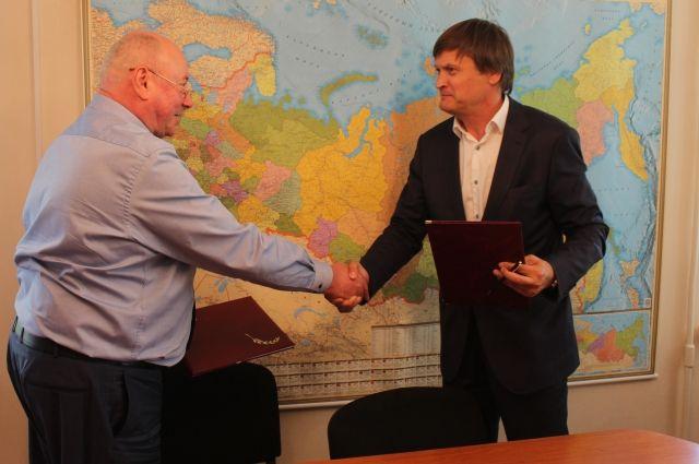 Первая базовая кафедра АСМС открыта в Оренбургском ЦСМ.