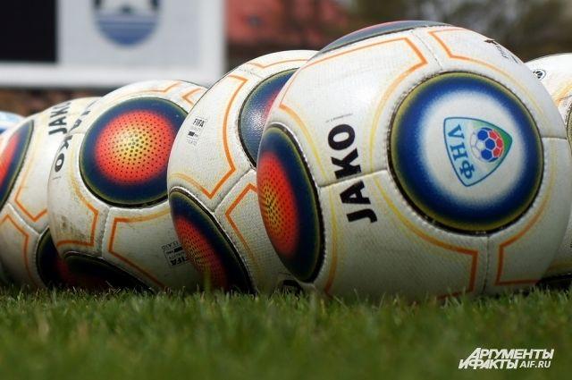 Калининградский футболист дебютировал в сборной России по футболу.