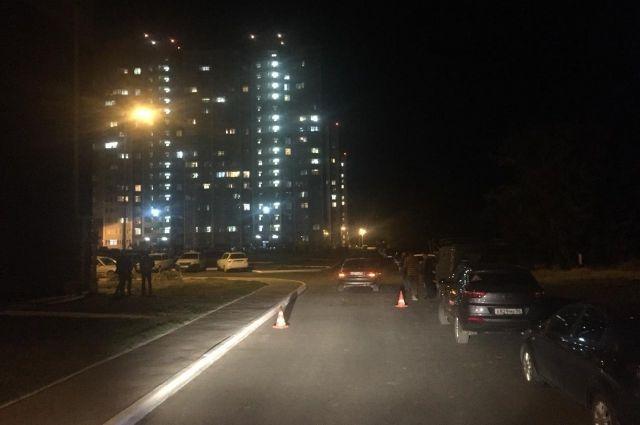 В Оренбурге водитель на Mazda сбил 9-летнего пешехода.