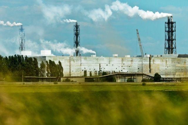 В Армянске на заводе произошли две техногенных катастрофы, - МинВОТ