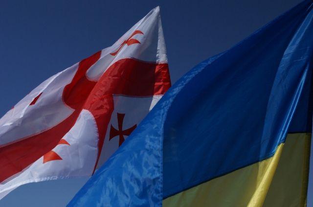 Украина и Грузия договорились совместно бороться с «ворами в законе»