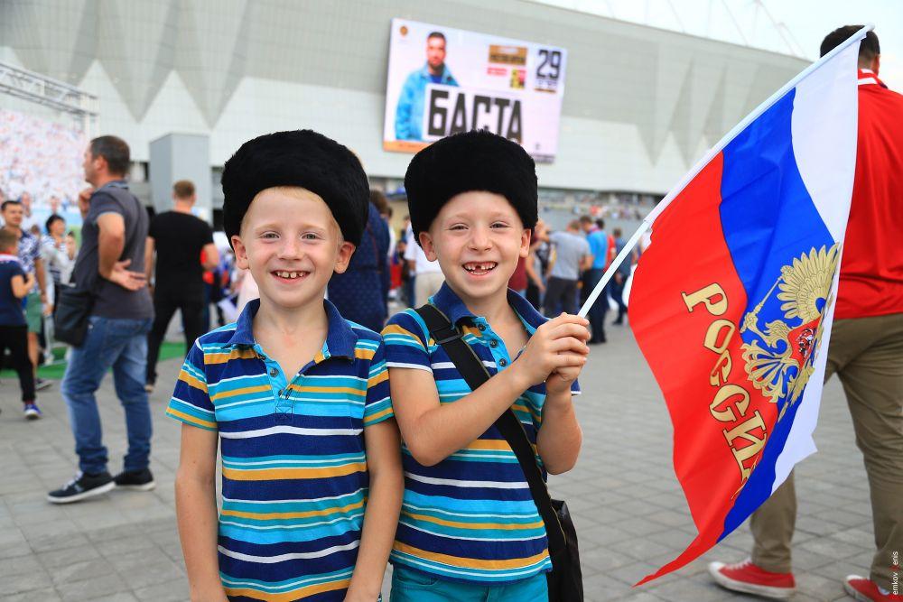 Матч завершился со счетом 5:0 в пользу российской команды.