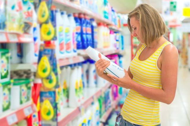 В многочисленных товарах товарах для уборки разобраться непросто.