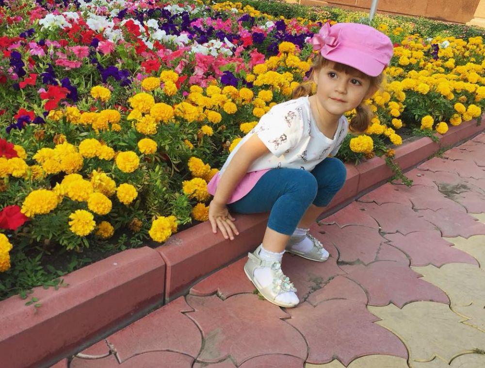 Ева Чакирян, 2 года, Ставрополь