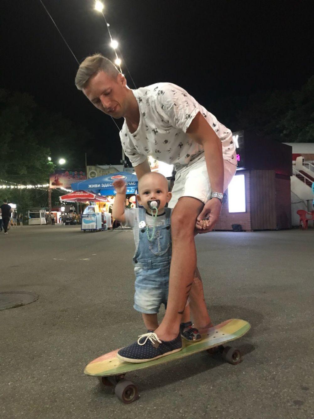 Матвей Алферов, 1 год, Ставрополь