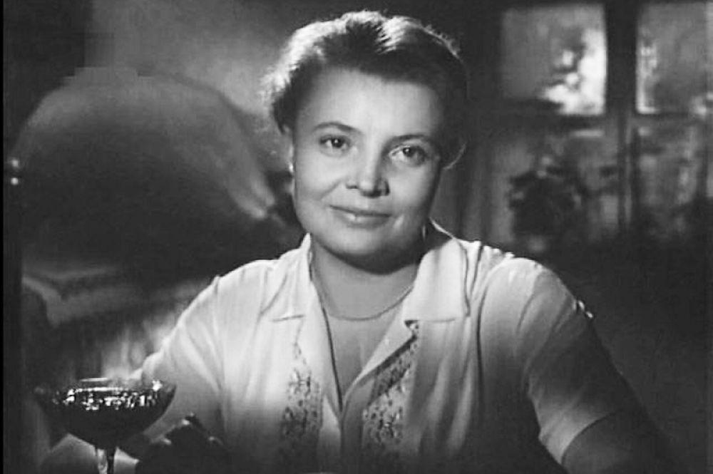 В художественном фильме 1964 года режиссера Владимира Герасимова сыграла Клаву Байдакову.