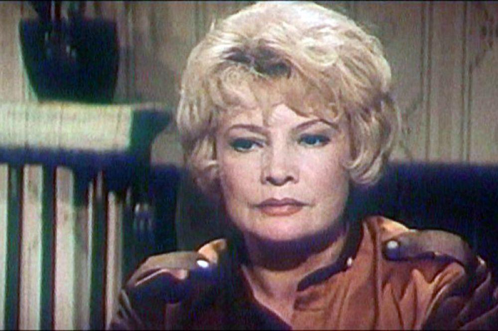 Последней ролью Дорониной в кино на сегодняшний день стала работа в фильме «Валентин и Валентина» 1985 года, где актриса сыграла мать главной героини.
