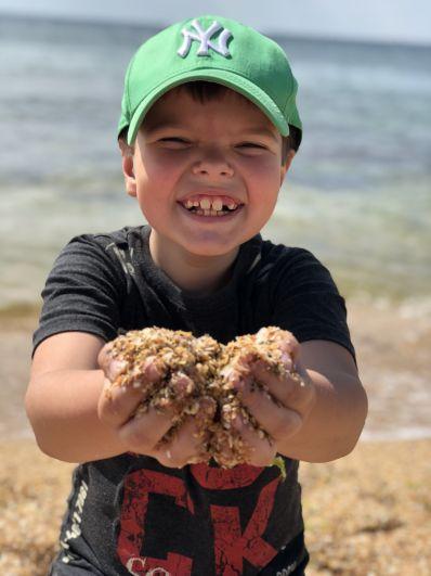 Артемий Поляруш, 7 лет, Ставрополь