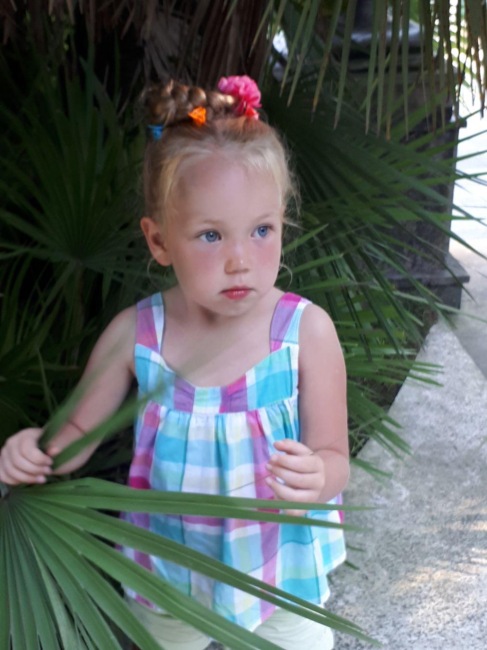 Мария Емельянова, 4 года, Ставрополь