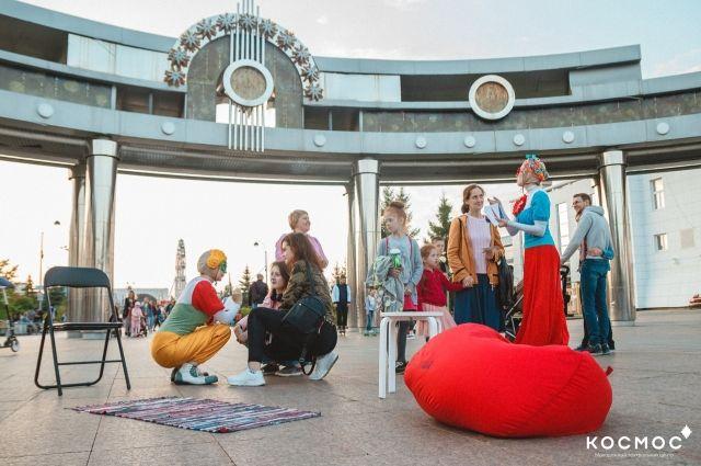 В Тюмени молодежный театральный центр «Космос» открывает новый сезон