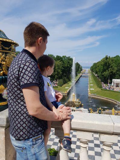 Фадей Лесников, 4 года, Михайловск