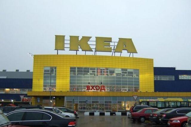IKEA откроет сеть магазинов в новом ТРЦ в Киеве