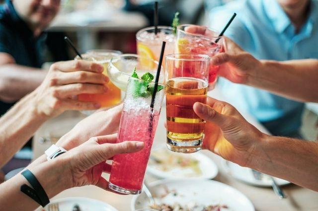 Чаще пьют те, у кого дети уже взрослые.