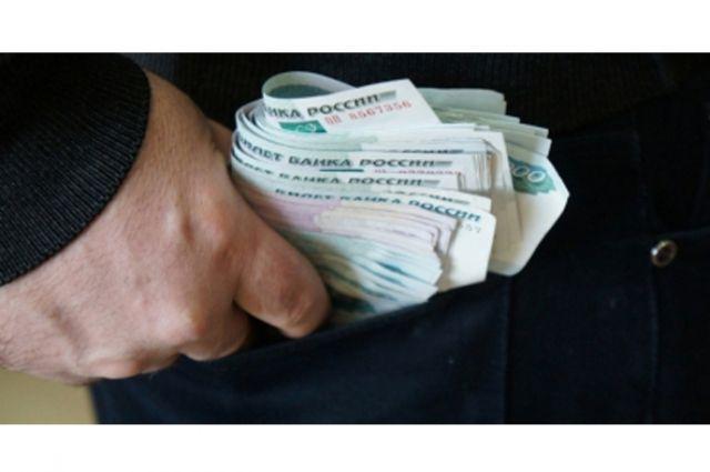 Возбуждено уголовное дело по статье «Получение взятки».